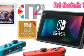 Nintendo Switch R4 Card: Which To Buy To Crack The Console Switch