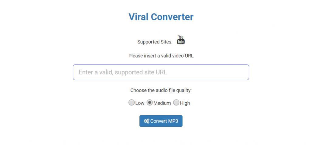 Viral Converter