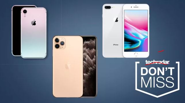 Cheap iPhone deals at Apple: price cuts on the iPhone 11, 11 Pro, XR and iPhone 8