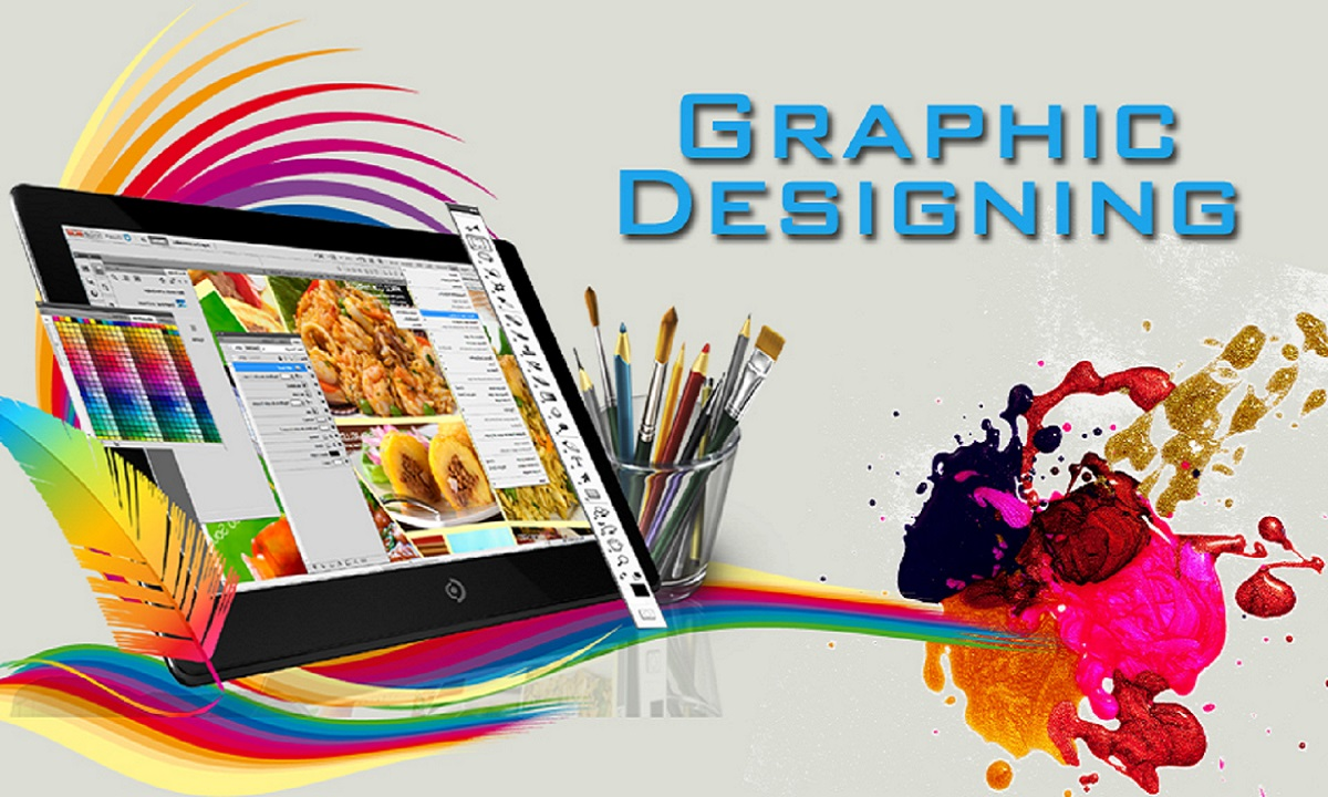 An Empirical Study About Graphic Designing Web Designing